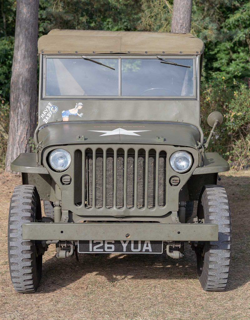 1940's Willys Jeep