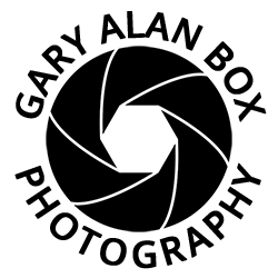 Gary Alan Box Photography Logo